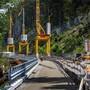 Die Arbeiten im oberen Abschnitt sind unterdessen fertig, aber am Passwang wird noch jahrelang viel gebaut.