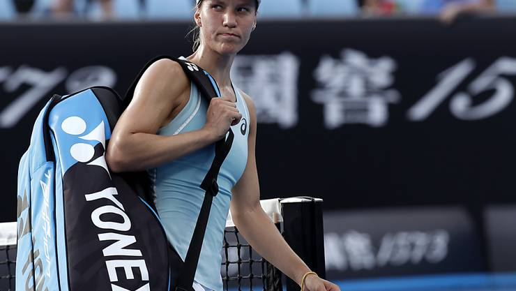 Viktorija Golubic scheitert in Thailand in den Viertelfinals