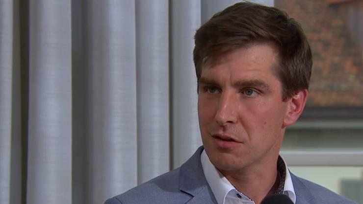 Daniel Hölzle, Präsident der Aargauer Grünen und Schulleiter in Brittnau ist gegen die neue Regelung.