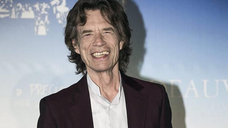 Am (heutigen) Donnerstag wurde Mick Jaggers achtes Kind geboren.