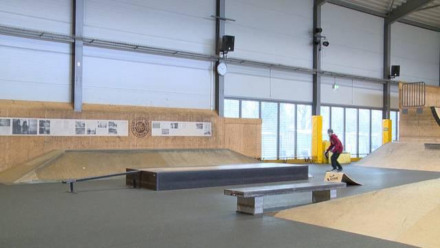 Freestylehalle Zürich: Jetzt wird's heiss
