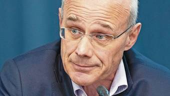 Jürg Lareida, Präsident des Aargauischen Ärzteverbands: Viele Patienten erkranken schwer, ohne dass sie es merken.