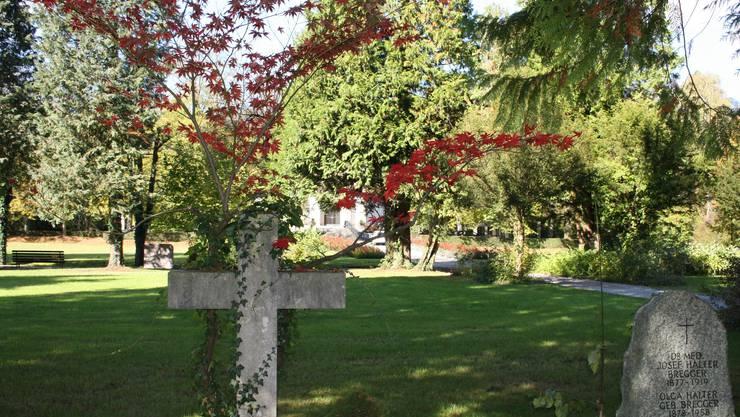 Heute idyllisch ruhig, gab der Friedhof St. Katharinen vor knapp 200 Jahren Anlass zu Kontroversen. (WW)