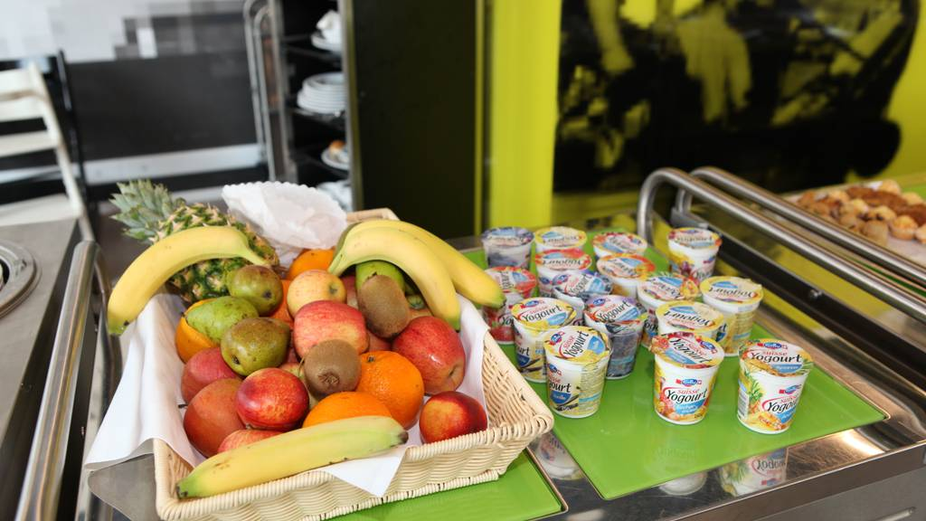 Frühstücks-Gewohnheiten im Pilatusland