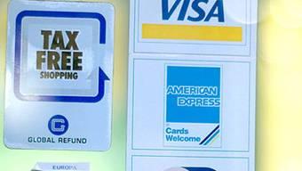 Schock für einen Kreditkartenbenutzer