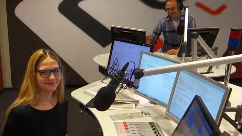 Video: Letzte Sendung aus dem alten Studio