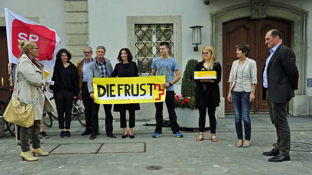 Jede 2. Aargauer Poststelle soll verschwinden