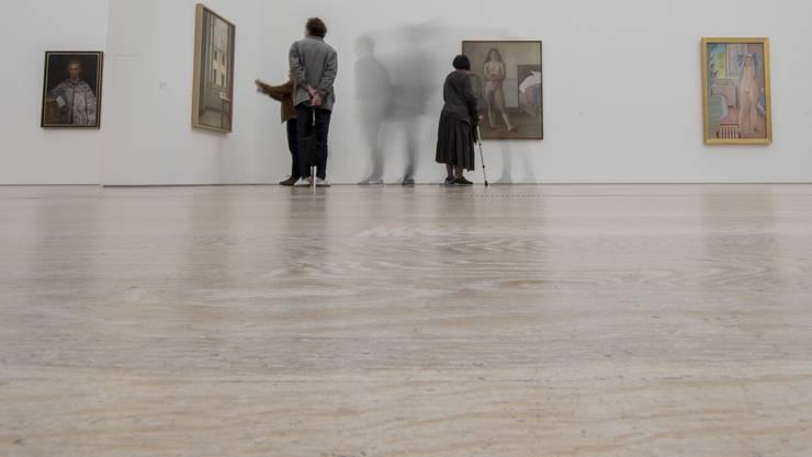 Die Balthus-Ausstellung lockte 84 000 Besucher an. Das ist viel für ein Kunstmuseum – für die erfolgsverwöhnte Fondation Beyeler aber eher wenig.
