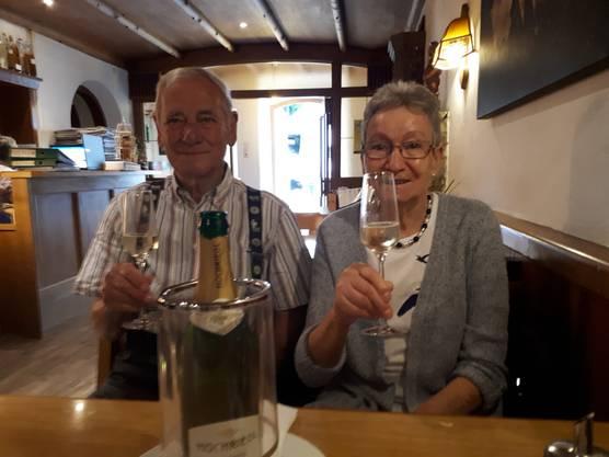 Willi und Hanni Jäggi
