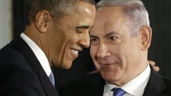 Barack Obama besucht Israel