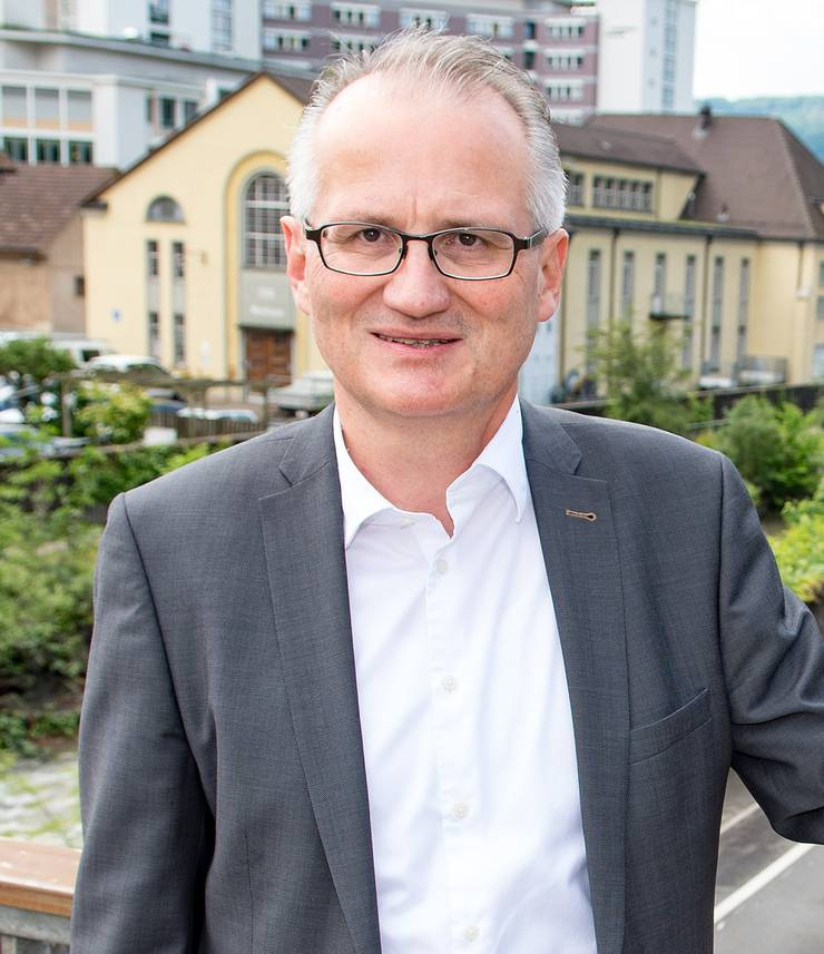 Andreas Dürr, FDP Therwil