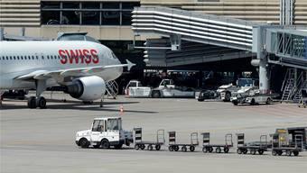 Wenn das Luftverkehrsabkommen mit der EU fiele, sähe es finster aus für die Swiss. Neue Ideen wären gefragt.Walter Bieri/Keystone