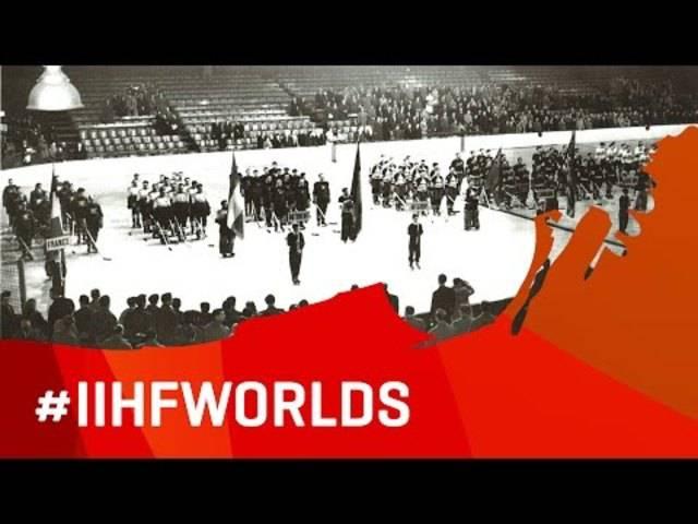 Rückblick IIHF Frankreich 1951