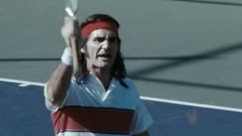 Federer als John McEnroe – davon soll es bald mehr geben.
