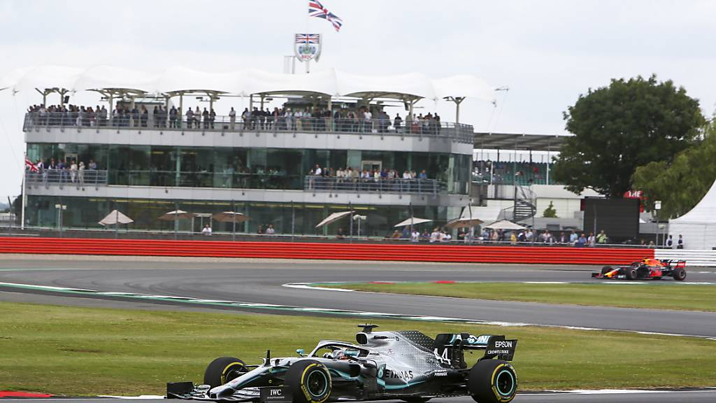 Anscheinend grünes Licht für Formel-1-Rennen in Silverstone