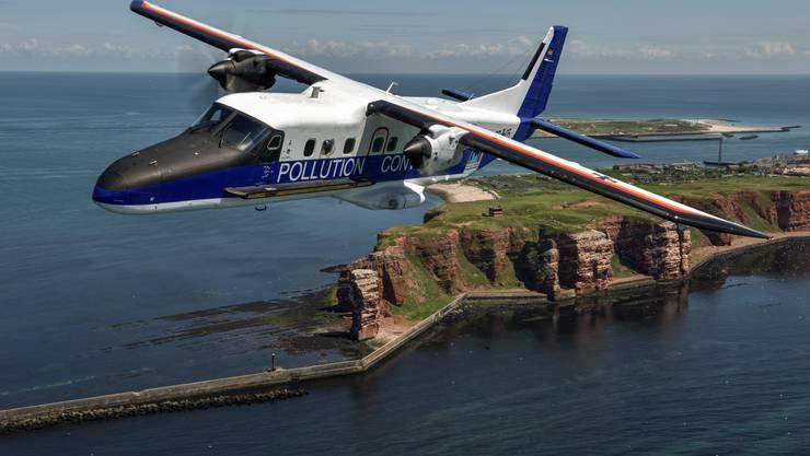 Das Flugzeug Dornier 228 wird künftig von General Atomics Europe produziert.