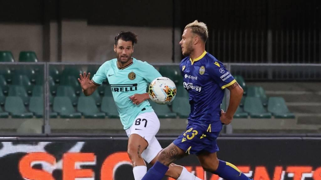 Inter lässt Atalanta passieren