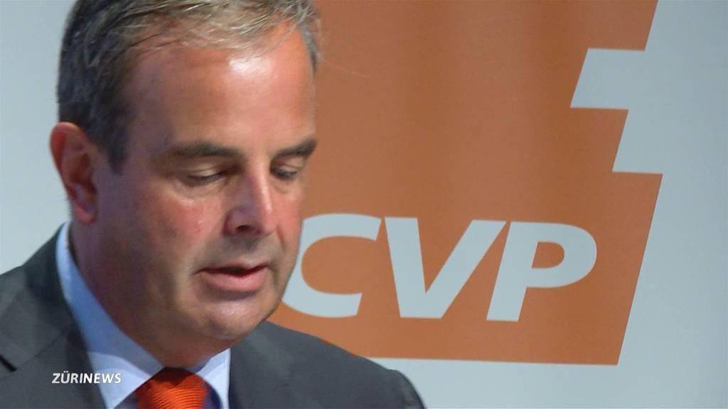 CVP ebnet den Weg für die Fusion mit der BDP