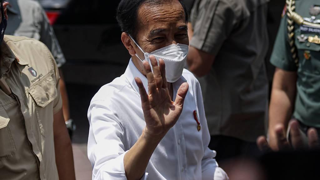 Präsident besucht Katastrophengebiet - mehr als 160 Tote