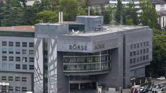 Sitz der Schweizer Börse in Zürich (Archiv)