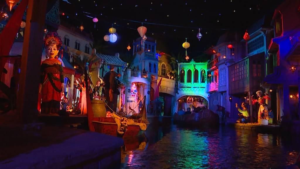 Europapark feiert Wiedereröffnung der «Piraten in Batavia»