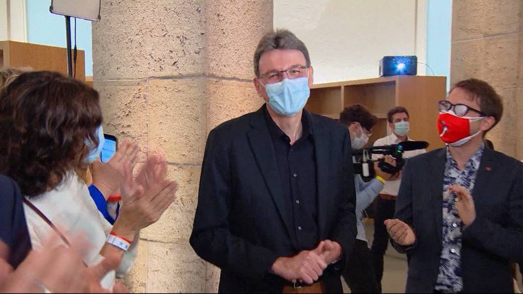 Dieter Egli (SP) schafft Sprung in weiterhin rein männlichen Aargauer Regierungsrat
