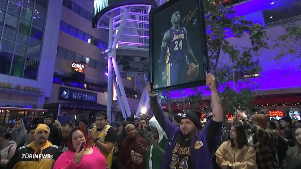 Basketball-Legende Kobe Bryant tödlich verunglückt