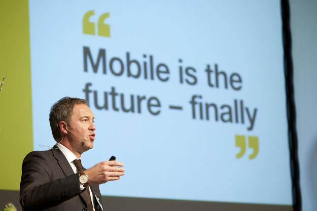 Arndt Groth, CEO Publigroup S.A.