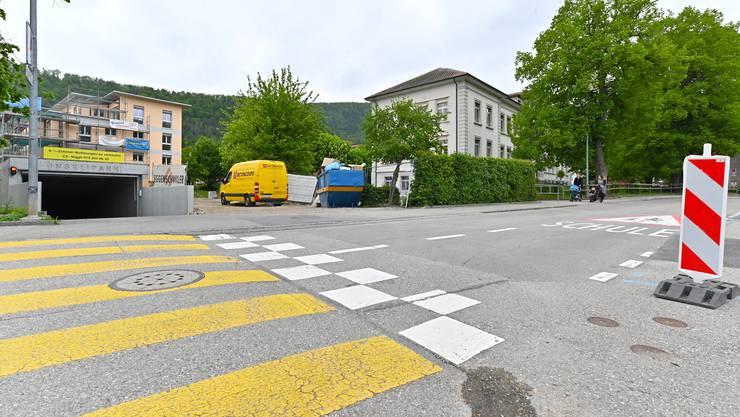 Schulhaus Inseli Balsthal 05-2019