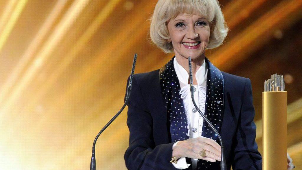 2012 wurde die Berner Schauspielerin Liselotte Pulver bei den Swiss Awards mit dem Lifetime Award ausgezeichnet (Archiv)
