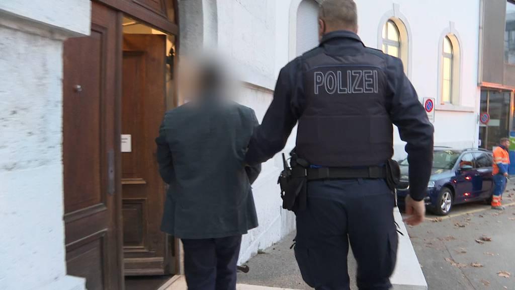 Mordprozess: Streit in Solothurner Bahnhofunterführng eskaliert