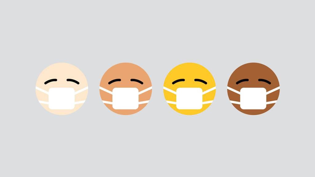 Auswirkungen von Corona: Mehr traurige und kranke Emojis