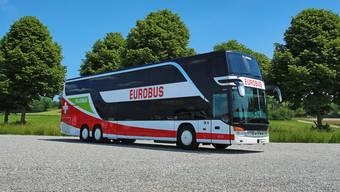 Auf jedem Bus, der künftig auf dem Eurobus-Fernverkehrsnetz fährt, wird der Flixbus-Schriftzug prangen.