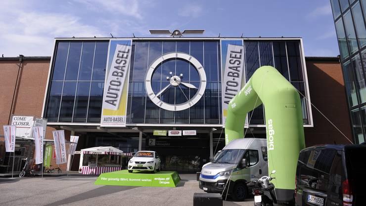 Die Auto Basel ist eröffnet.