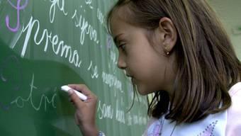 Getrennter Unterricht ist laut einem bosnischen Gericht diskriminierend (Symbolbild)