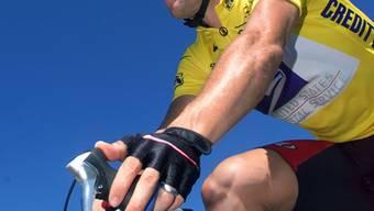 Es kann nur einen geben: Alphatier Lance Armstrong hat grosse Pläne - mit sich selbst.
