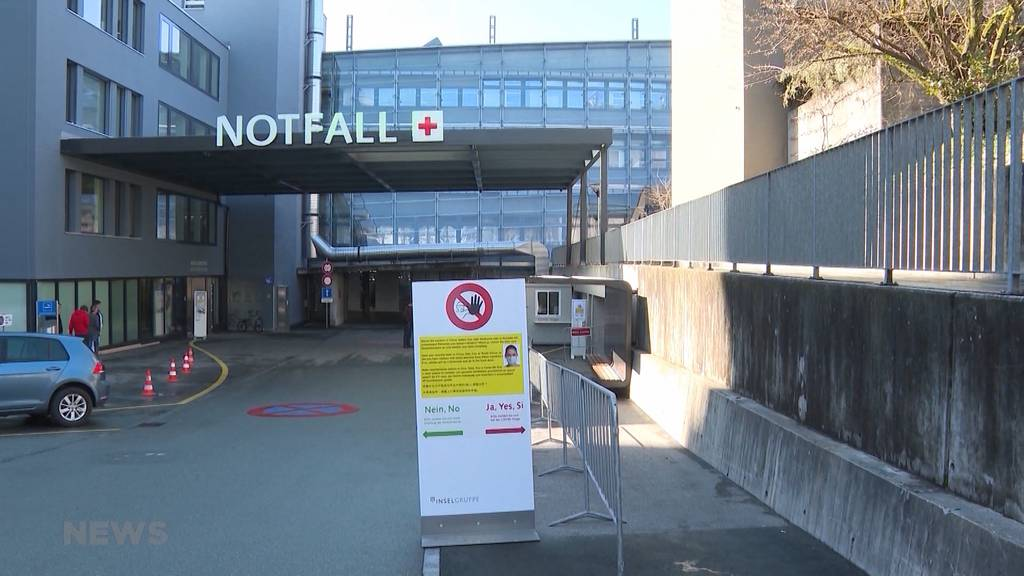 Inselspital richtet spezielle Station für Coronavirus ein