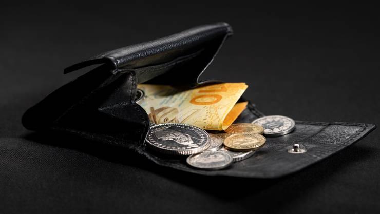 20 Prozent Lohneinbusse bei gleichen Ausgaben ist für viele Existenzbedrohend (Symbolbild)