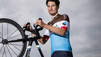 Silvan Dillier musste auf einen Start an den Strade Bianchi verzichten, weil er positiv auf das Coronavirus getestet wurde