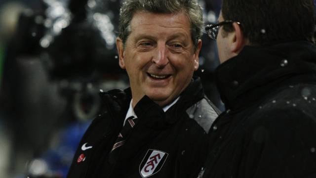 Roy Hodgson hat seinen Vertrag bei Fulham verlängert
