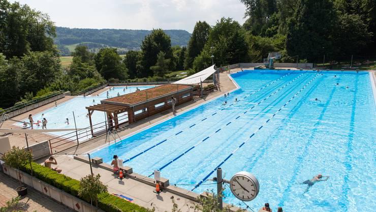 Schwimmbad Obersiggenthal