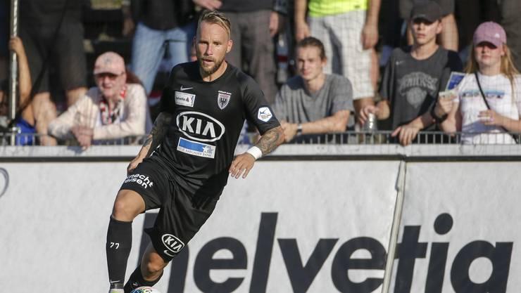 Gewinnen Sie jetzt Tickets für das Heimspiel des FC Aarau gegen den FC Stade Lausanne-Ouchy