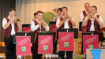 Die Lochbrünneler spielten bekannte Kompositionen.