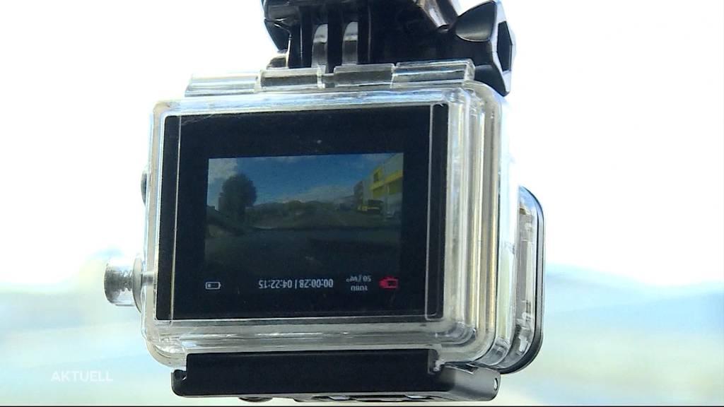 Dashcam-Aufnahmen im Auto als Beweismittel nichtig