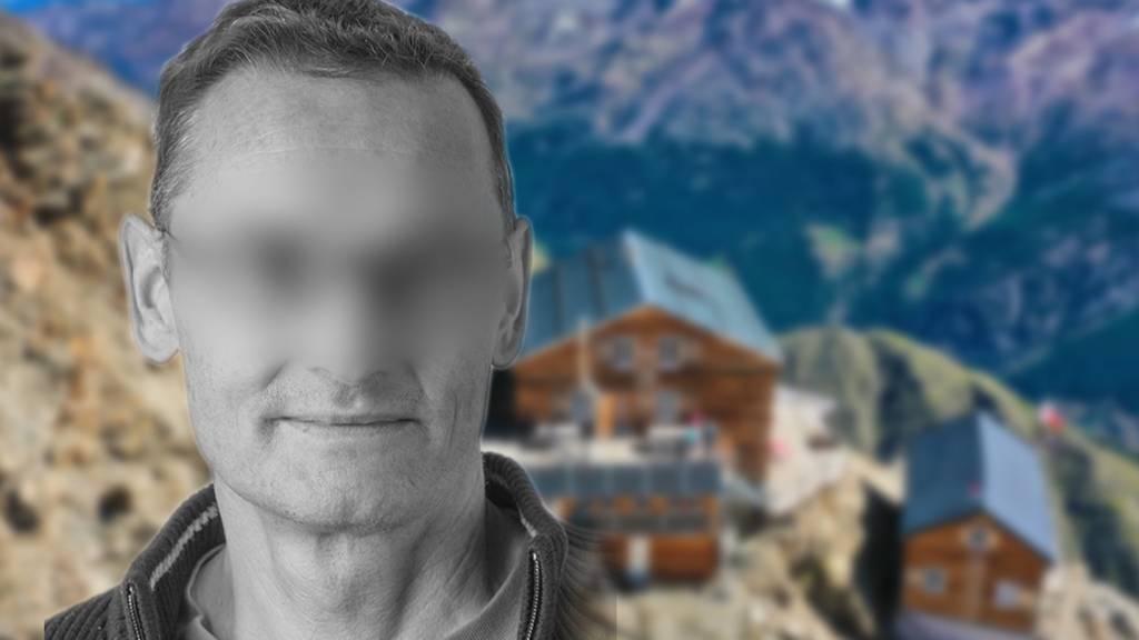 Tödlicher Absturz: Der SAC-Präsident der Sektion Zofingen stirbt in den Walliser Bergen
