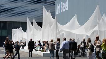 Die Art Basel konnte vermutlich einen Besucherrekord verzeichnen.