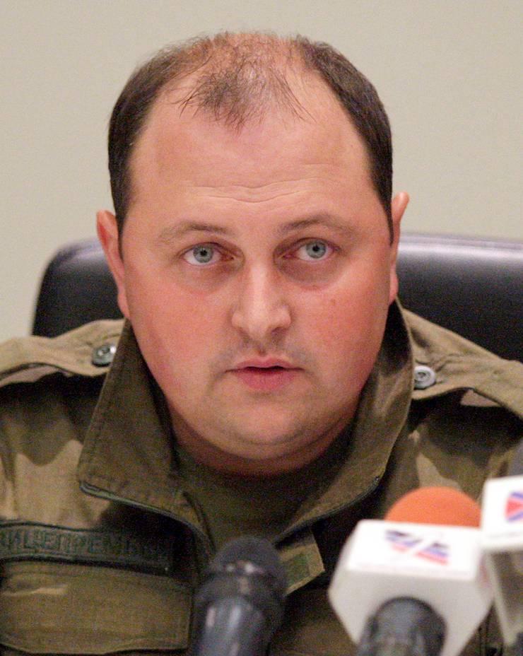Dmitri Trapesnikow.
