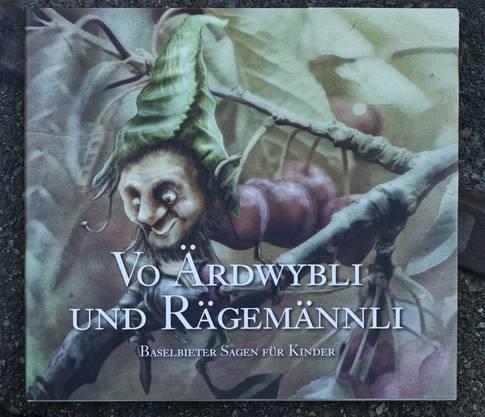 Vo Ärdwybli und Rägemännli von Kathrin Horn (Bilder) und Barbara Saladin (Text) umfasst 52 Seiten und kostet im Handel 38 Franken.