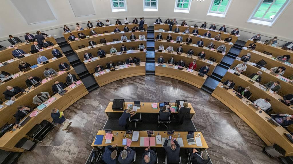 Aargauer Kantonsparlament für tiefere Hürden bei Volksinitiativen