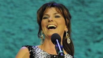 Gute Laune: Shania Twain wird zwei Jahre lang in Las Vegas auf der Bühne stehen (Archiv)